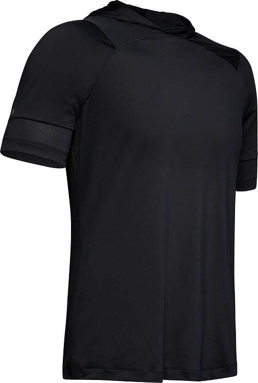 Under Armour Rush Hoodie Short Sleeve Shirt