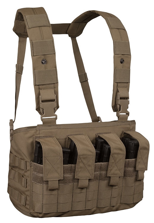 WARRIOR A.S. GLADIATOR CHEST RIG