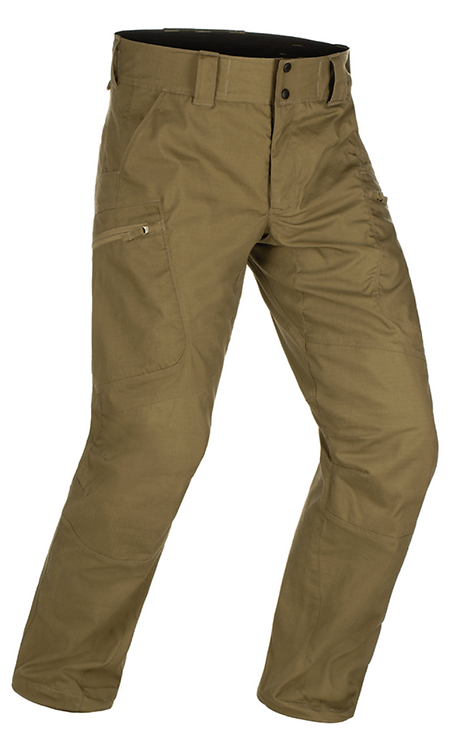 Claw Gear Enforcer Tactical Pants - swamp