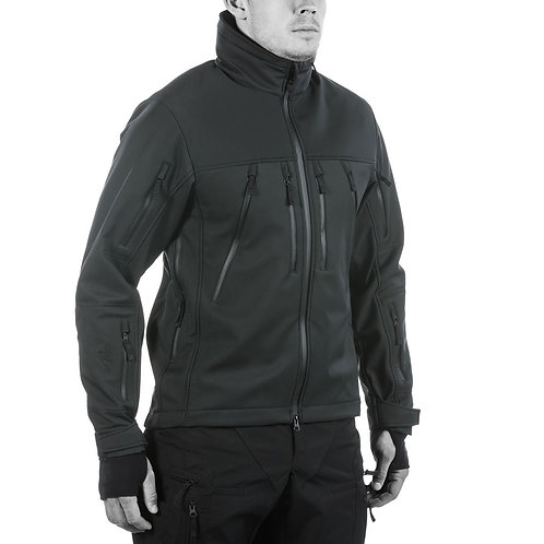 UF Pro Delta Eagle Gen.2 Tactical Softshell Jacket Black