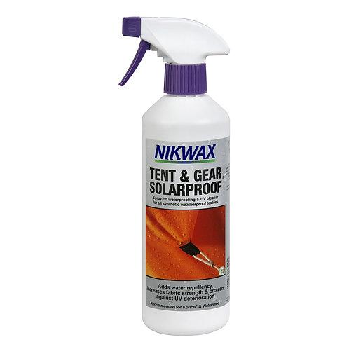 Пропитка NikWax Tent & Gear SOLARProof