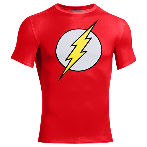 Under Armour Shirt Alter Ego The Flash