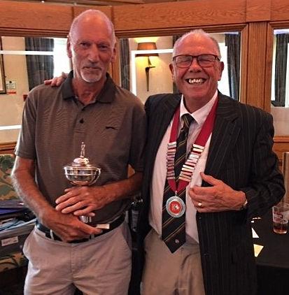 July 2019 Winner Derek Ruthven Trophy Ch