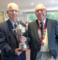 Oct 2019 John Bailey Trophy Winner Sundr