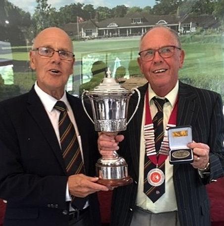 June 2019 winner of Saga Trophy Langley