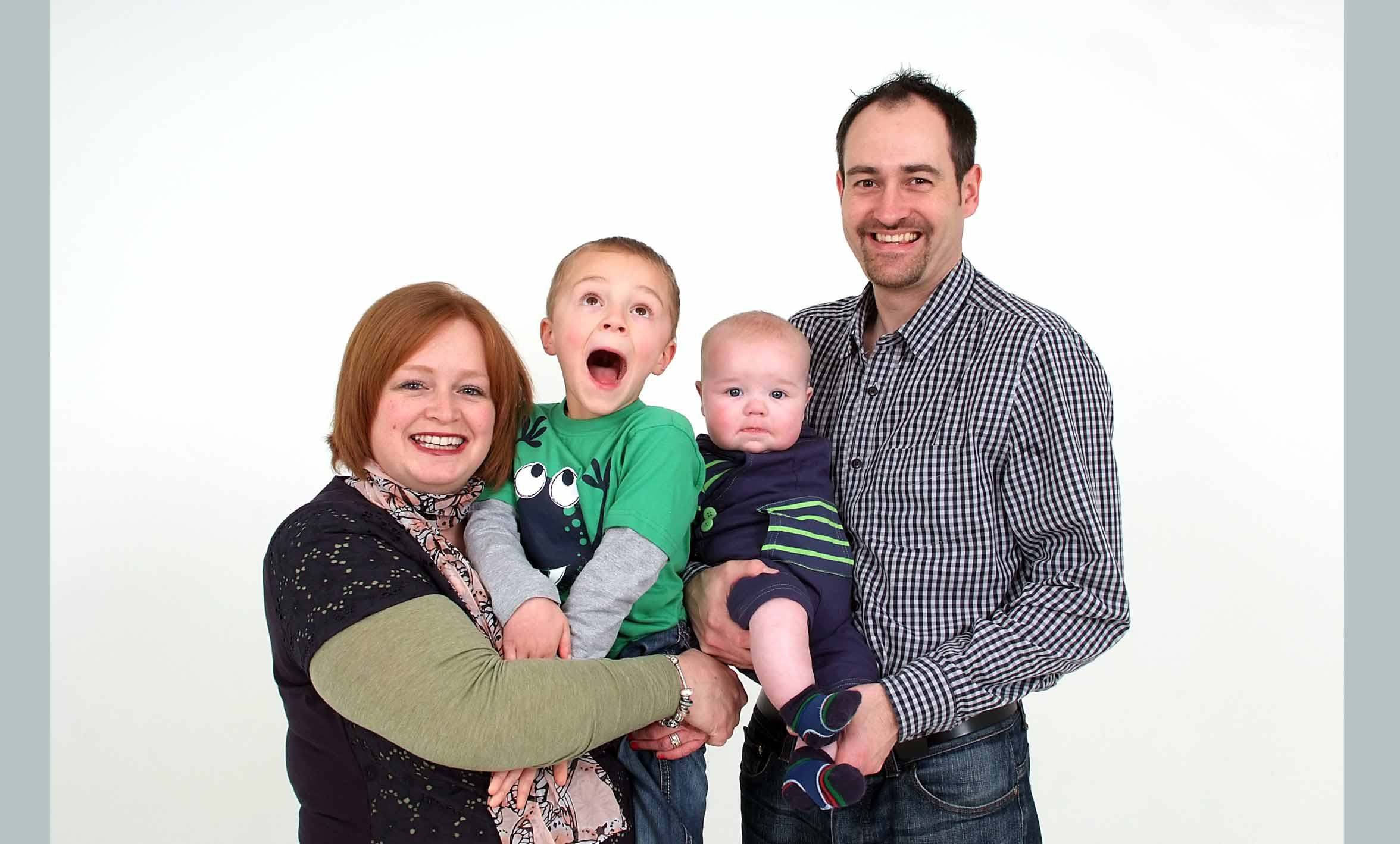 West Sussex Family Portraits