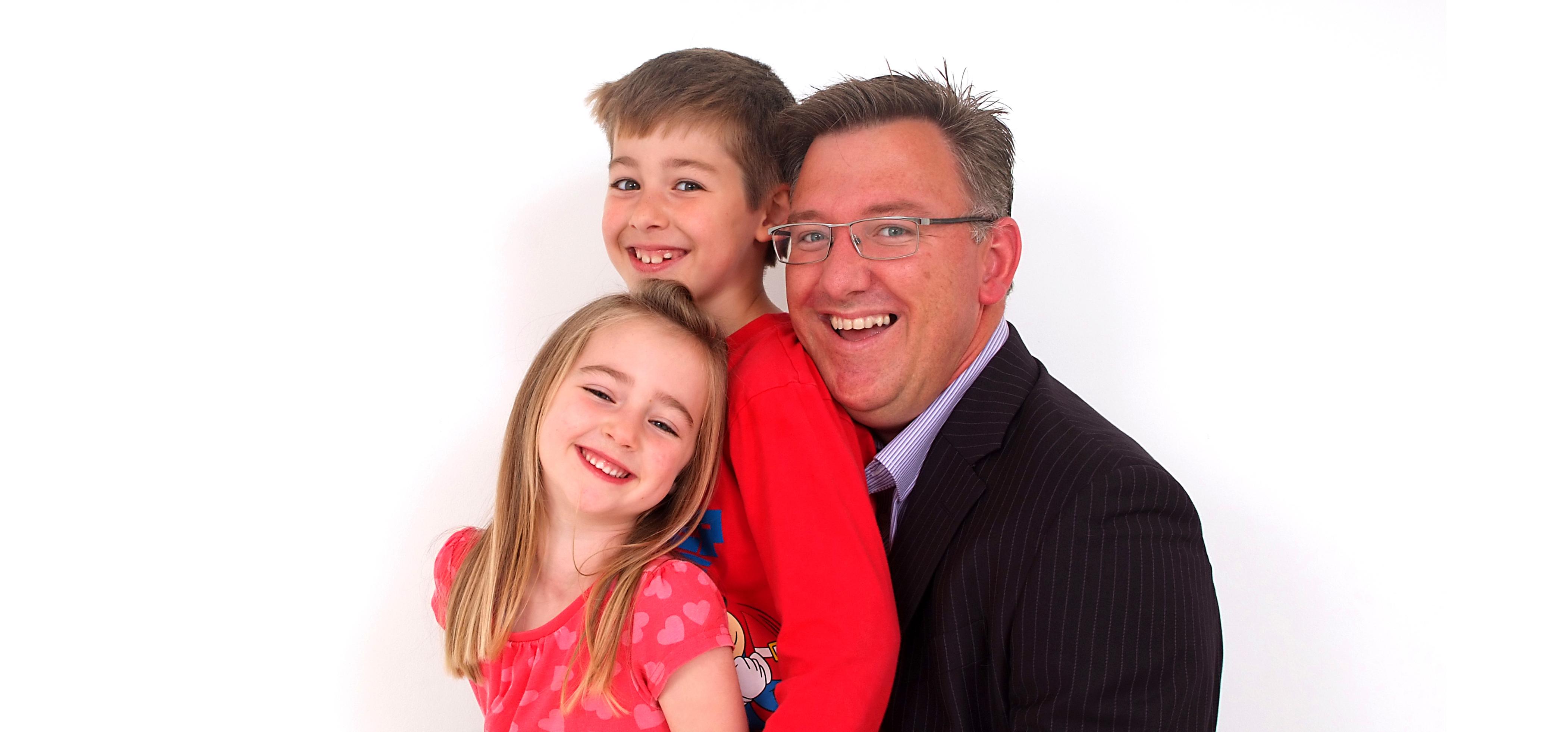 Family Studio Portraits Bognor
