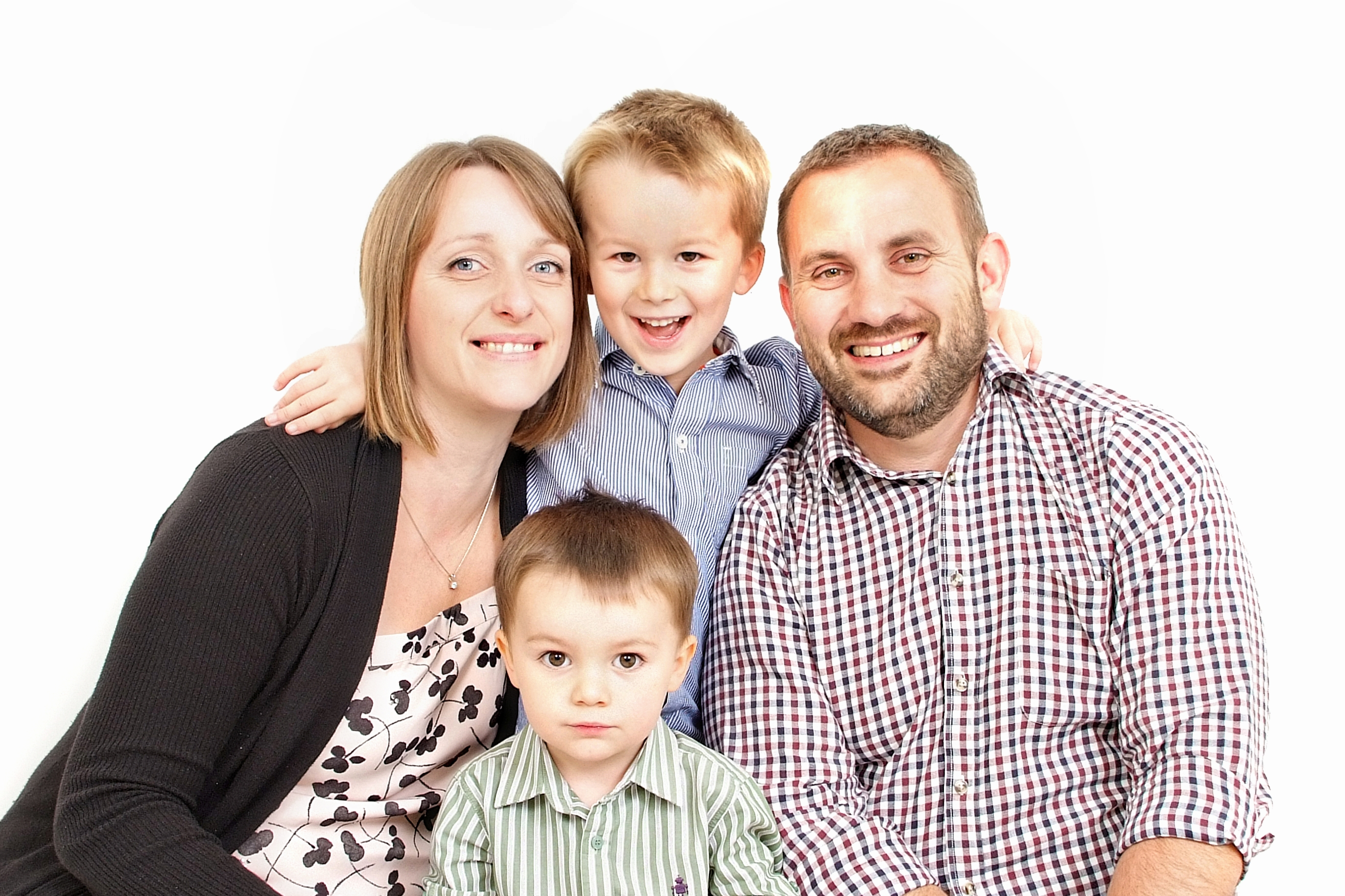 Family Portrait Chichester