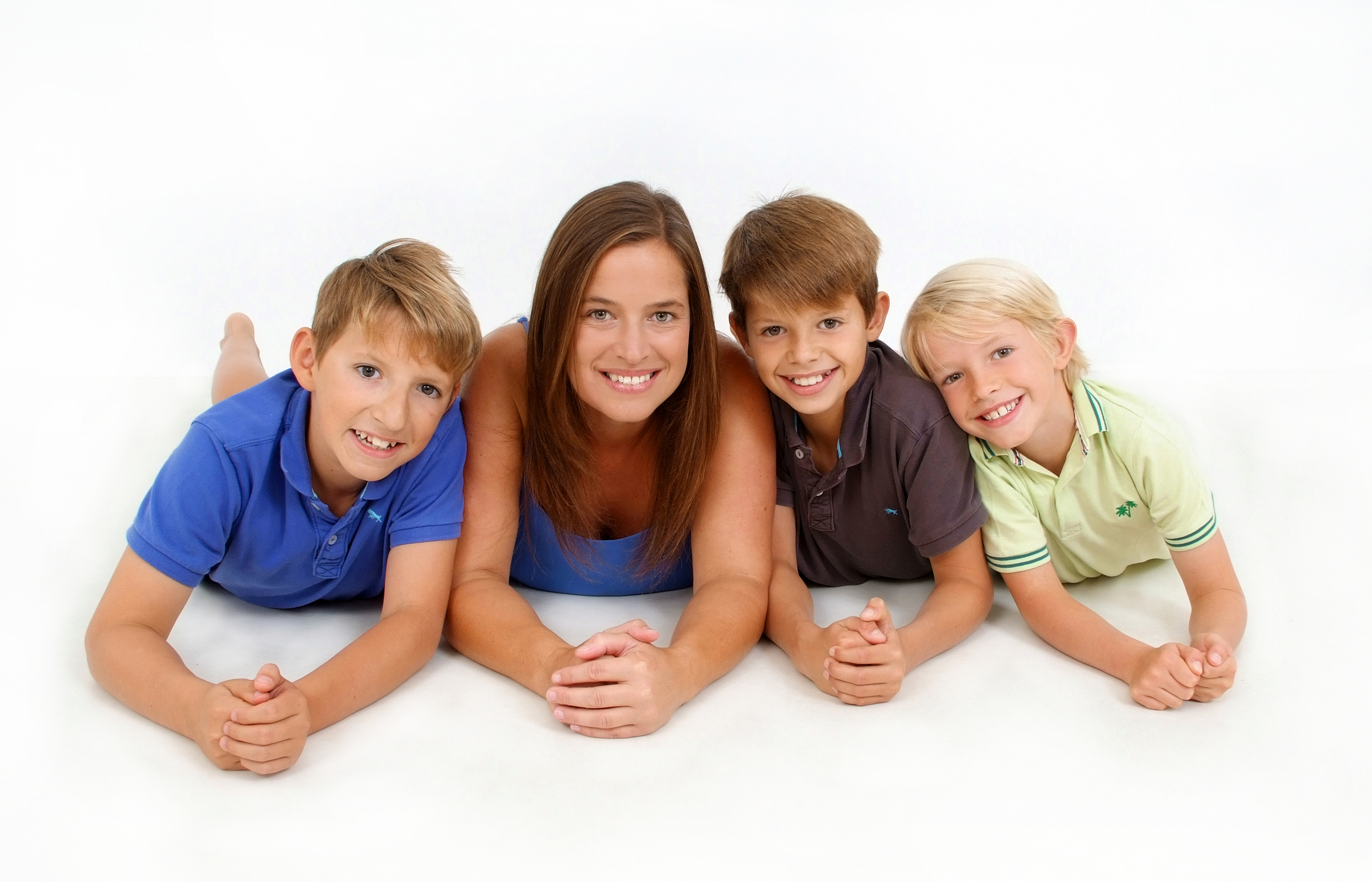 Family Portrait West Sussex