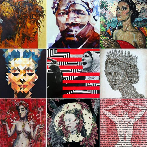 She Inspires: Group Show in Tribeca, NY May 2nd - May 26th