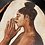 Thumbnail: Prayer Changes Things  MINI profile #4- on natural wood