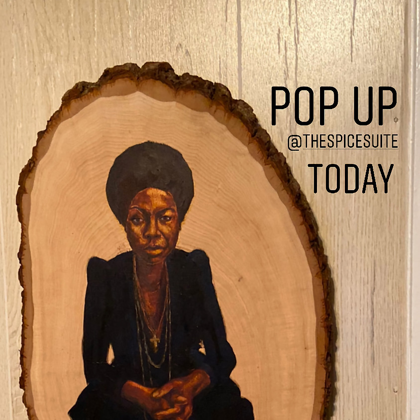 POP up at the SpiceSuite - Washington DC