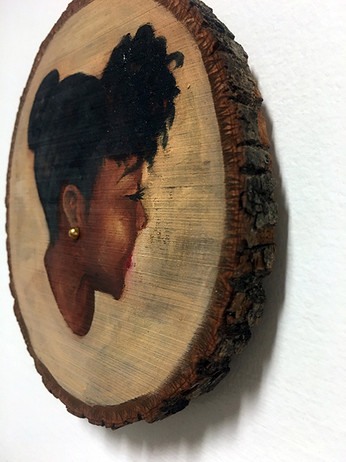 Natural profile # 1 [Sold]