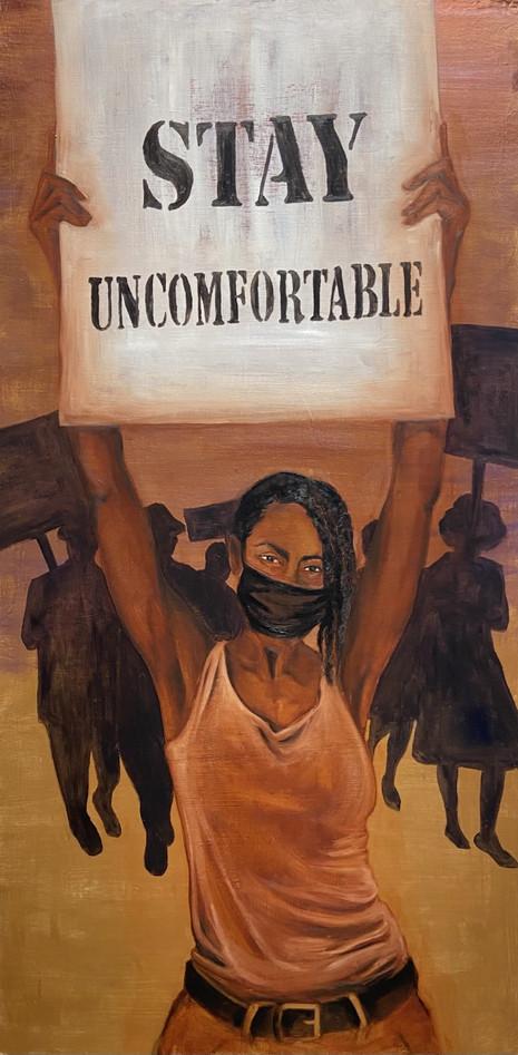 Stay Uncomfortable