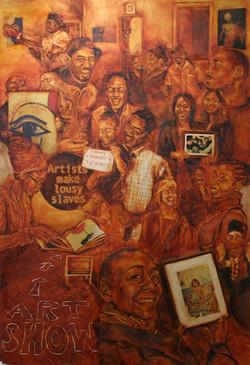 Artists Make Lousy Slaves