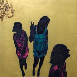 Silloheuttes N' Shiny Dresses