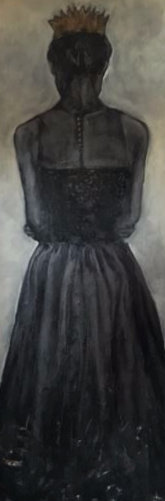 Gunmetal Grey - Original Painting