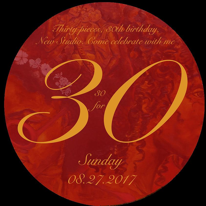 30 for 30 - Open Studio