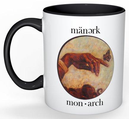 Mänərk - Limited Edition Mug