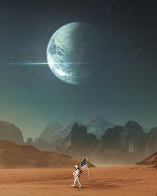 Mars Walk