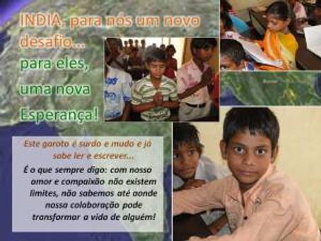Projeto India – Casa do Pai