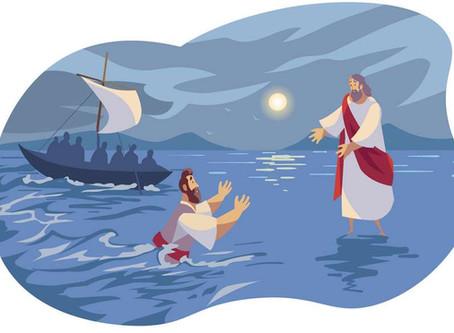 Dia 6 - Socorro, Jesus! (Módulo 1)