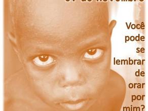 Grande Dia de Clamor pelo Niger 7 de novembro