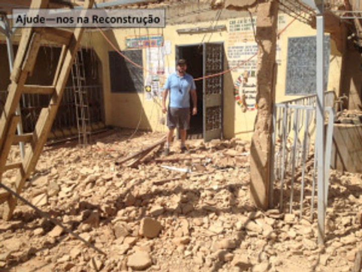 Ajude na Reconstrução