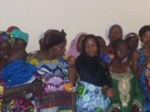 As Flores do Niger precisam de suas orações