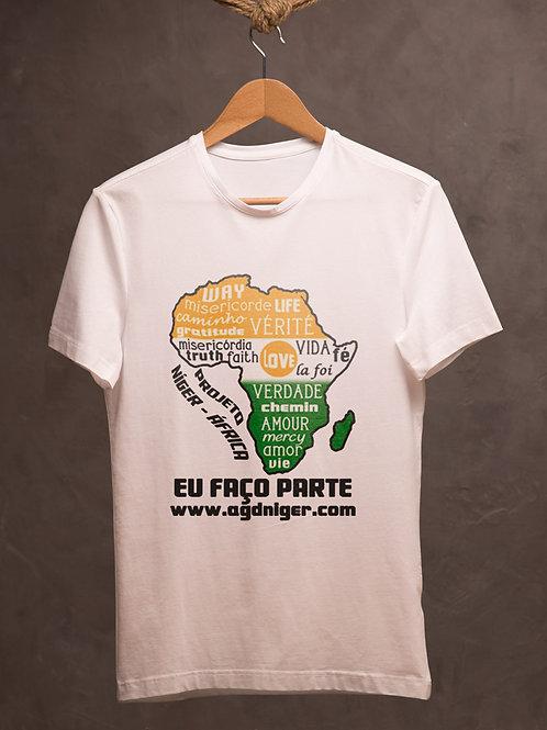 Camiseta Eu Faço Parte