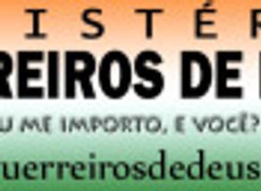 Relatório Missionário Guerreiros de Deus – Janeiro 2012