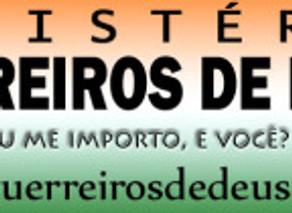 Relatório Missionário de Janeiro 2011