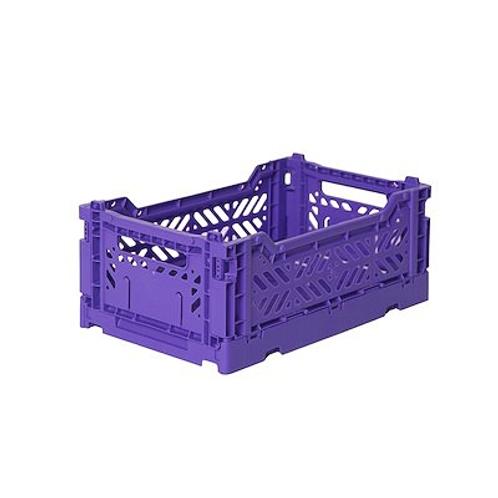 Faltkiste mini violet