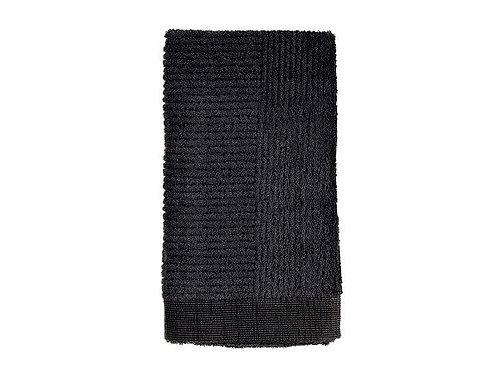 Zone Classic Handtuch 100 x 50 cm black