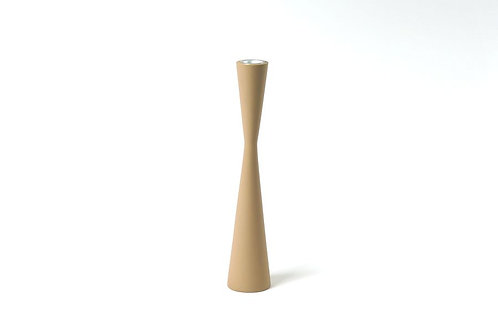 Kerzenständer Sandglass 25 cm carton