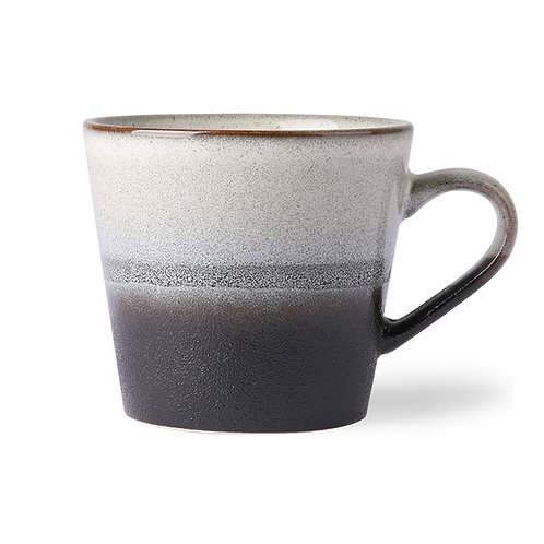 Cappuccino Becher  70's Rock