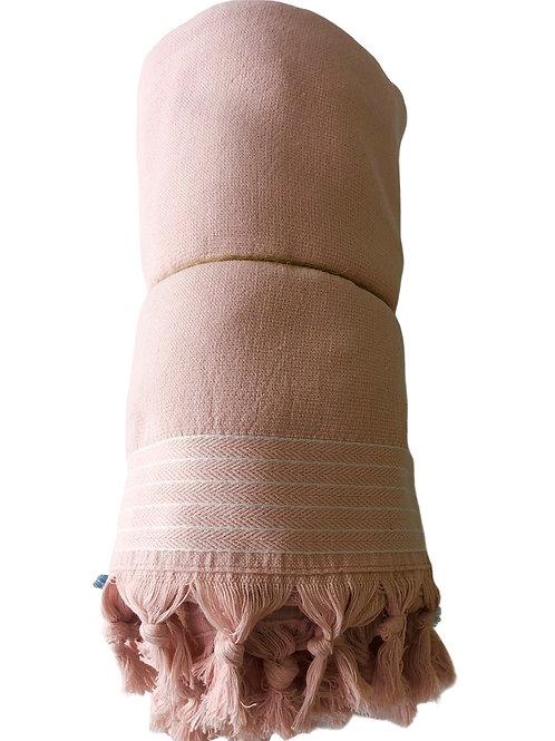 Hamamtuch Soft Cotton rosa