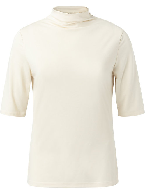 Top with half sleeves