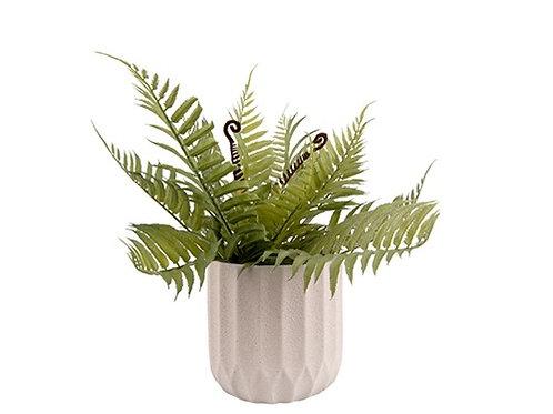 Blumentopf Stripes S