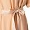 Thumbnail: Printed midi dress with belt