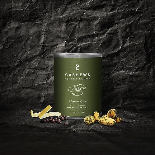 Cashew – Pfeffer Zitrone – Mini 60g