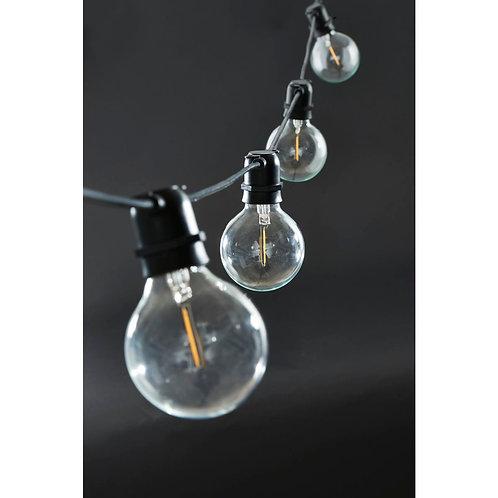 Lichterkette, Function, Schwarz