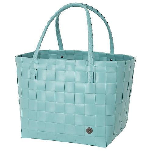 Shopper Paris dusty turquoise