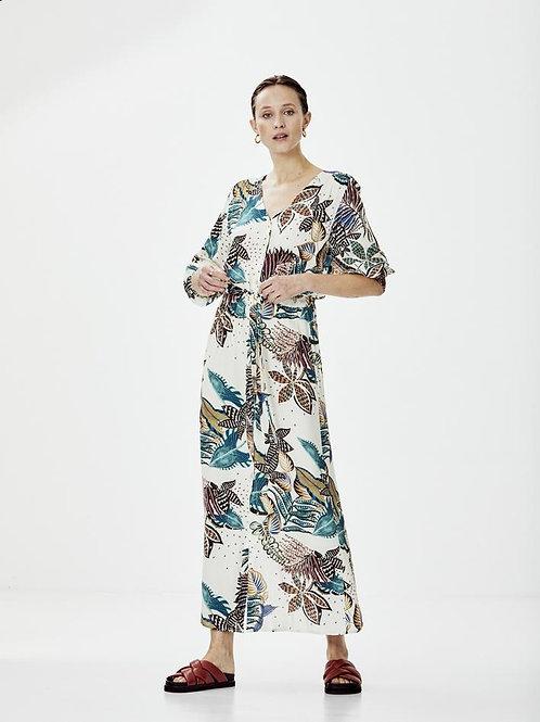 Louise Dress - Multi Floral
