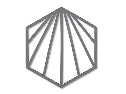 Topfuntersetzer Shell Trivet Cool Grey