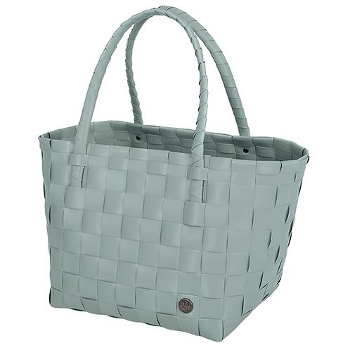 Shopper Paris greyish green