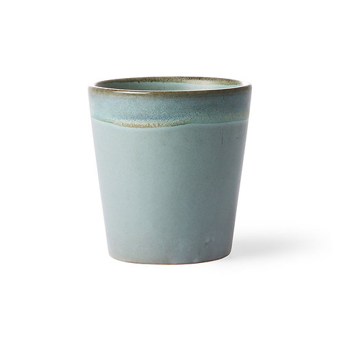 Keramikbecher  70's Moss
