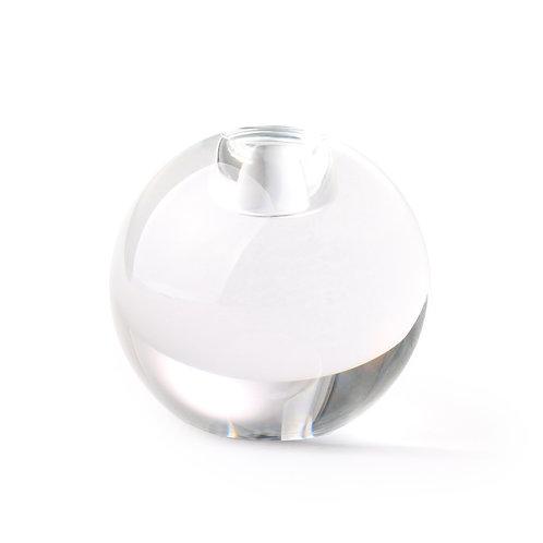 Kristallglas Kerzenständer clear ball