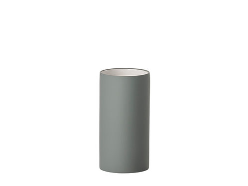 Zahnputzbecher Solo grey