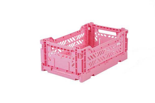 Faltkiste mini baby pink
